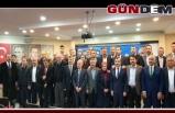 AK Parti Çaydeğirmeninde kongre yaptı