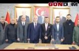 Arkaz'dan Demirtürk'e ziyaret...