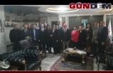 CHP yönetiminden Çorumluoğlu'na ziyaret