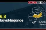 6.8 büyüklüğünde deprem!...