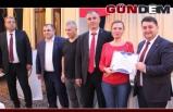 GMİS MTA ŞUBE TABAN EĞİTİM SEMİNERİ YAPILDI
