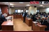 İl genel meclisinde  yine tartışmalar yaşandı