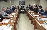 Meclis Başkan Bozkurt Nezaretinde Bir Araya Geldi