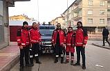 Zonguldak'tan 15 kişilik sağlık ekibi Elazığ'a gitti