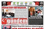 04 ŞUBAT 2020 SALI GÜNDEM GAZETESİ