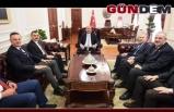 Ak Parti Teşkilatı, Bakan Gül'ü ziyaret etti