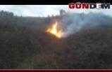 Alaplı'da Orman Yangını!...
