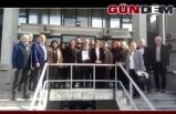 CHP İl Başkanı Murat Pulat Mazbatasını aldı