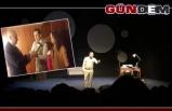 Ferhat Göçer konseri ilgi gördü