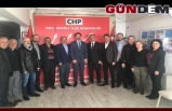 GMİS, Ereğli CHP'yi ziyaret etti...