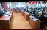 İl Genel Meclisi Toplantısı Yapıldı...