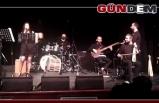İmera Zonguldak'ta konser verdi...