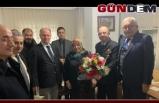 PROTOKOL ŞEHİT AİLELERİNİ ZİYARET ETTİ...