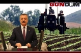 """Türkmen: """"Tarıma destek sürecek"""""""