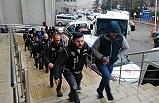 Zonguldak merkezli operasyon: 13 şüpheli adliyede