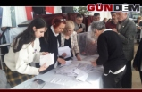 CHP Zonguldak Kadın Kolları kongresi yapıldı