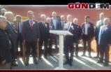 Eğitim Şehitleri Anıtı Törenle Açıldı...