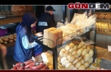Ekmeği çalanlara ceza!