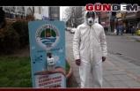 Maalesef bu da oldu… El dezenfektenleri çalındı!