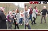 İYİ'ler 8 Mart'ı köyde kutladı...