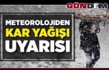 Zonguldak Valiliği'nden 7 il için kar uyarısı