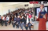 Öğrencilere Sağlıklı Beslenme Anlatıldı...
