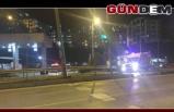 Polat Türkmen trafik kazası yaptı