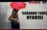 Sağanak yağış geliyor!...