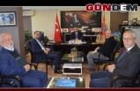 SP Emniyet Müdürü Turanlı ve Şehit Ailelerini ziyaret etti