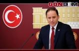Zonguldak'taki elektrik kesintilerine tepki gösterdi!
