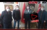 ZGC, gazetecilere maske dağıttı...
