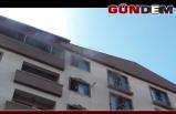 Zonguldak'ta Yangın Korkuttu...