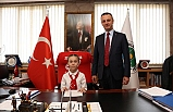 Başkan Selim Alan, 23 Nisan Mesajı...