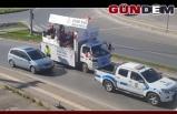 Ereğli'de polis ekipleri kontrollere devam ediyor