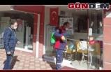 Gülüç Belediyesi tüm binaları dezenfekte ediyor