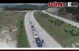 Karabük'e Zonguldak plakalı araçlar alınmayacak