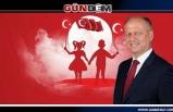 Kaymakam Çorumluoğlu'ndan 23 Nisan kutlama mesajı