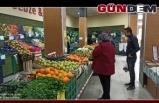 Meyve ve sebze fiyatları düşmeye başladı