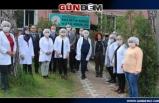 Müdür Akgül Çaycuma'ya ziyarette bulundu