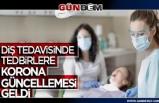Sağlık Bakanlığı diş tedavisi sırasında alınacak tedbirleri...