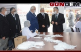 Vali Bektaş Ereğli'yi ziyaret etti, önemli açıklamalarda bulundu...