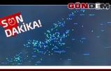 Zonguldak Korona Virüs Yoğunluk Haritası...