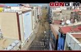 Zonguldak'ta caddeler boşaldı