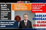Başkan Erdoğan alınan yeni kararları açıkladı...
