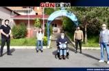 CHP'li Gençler engellilerin sorunlarını dinledi
