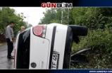 GMİS Yöneticisi Kolçak'ın kardeşi kaza geçirdi