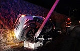 Hastane yolunda feci kaza: 5 yaralı