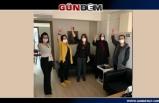 MHP Kadın Kolları ihtiyaç sahiplerini sevindirdi