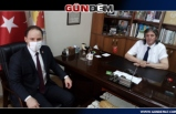 Milletvekili Yavuzyılmaz ZGC'yi ziyaret etti