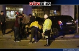 Trafik kazası; Vatandaşlar  köpek için seferber oldu!